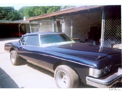Buick Riviera Boattail 1971