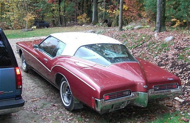 buick riviera boattail 1971 1972 1973 rob chayes. Black Bedroom Furniture Sets. Home Design Ideas