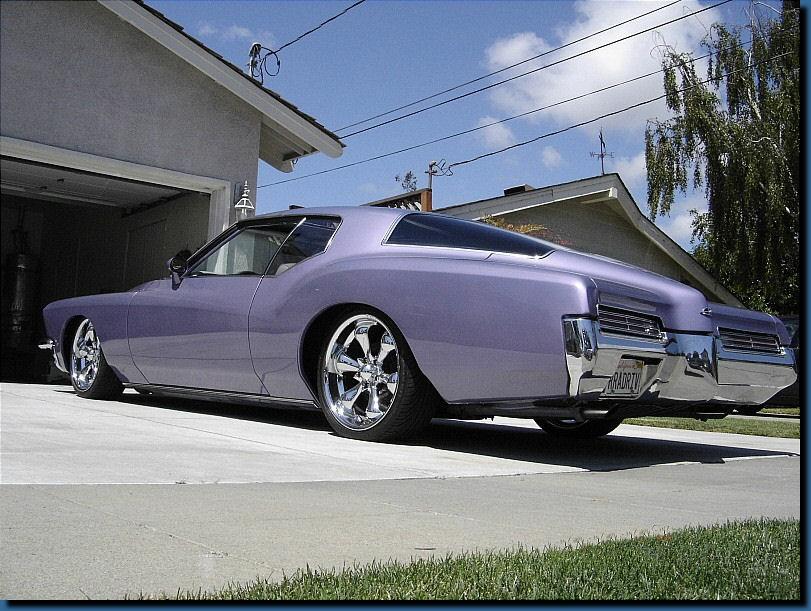 Buick Riviera Boattail 1971 1972 1973 Jon Jardin 1971