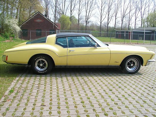 Buick Riviera Boattail 1971 1972 1973