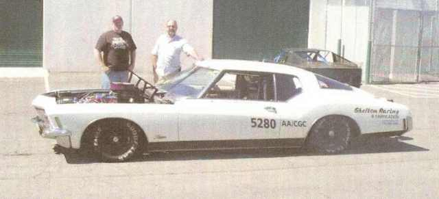 Worlds Fastest Buick Riviera Boattail   Owner Bill Inman